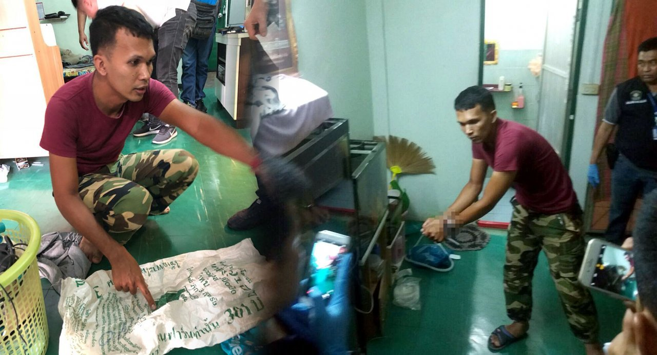 Police identify dismembered woman, ex-boyfriend said to have admitted murder | Samui Times
