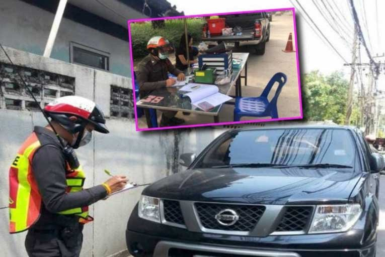 You're havin' a laugh! Police won't be able to take your licence next year! | Samui Times