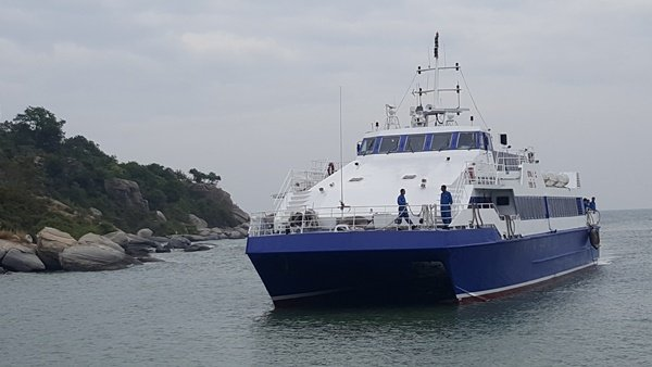 Six new ferry connections – many for cars – will be boon for Andaman tourism | Samui Times
