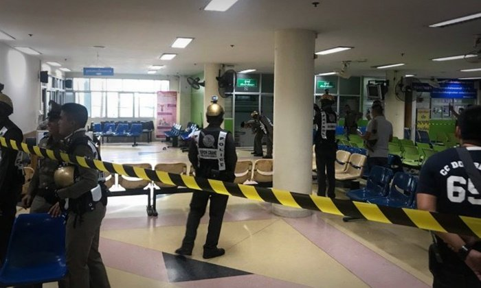 All dead after Nakorn Pathom Hospital shooting | Samui Times