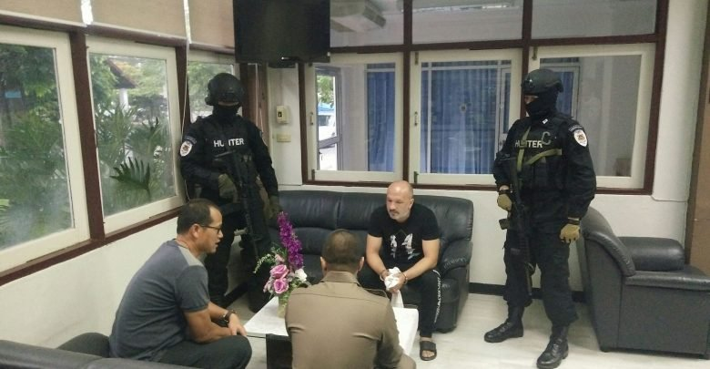 Spanish man arrested in Lampang in connection with big UK cocaine case   Samui Times