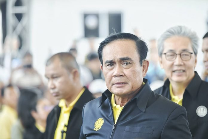 'Tormented' Prayuth Ready To Punch Critics In The Mouth | Samui Times