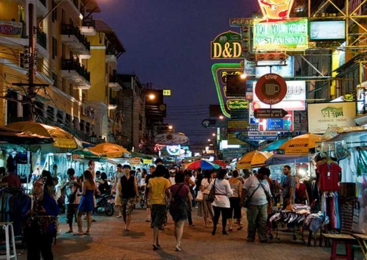 Khao San Road D-Day! Transformation set for August 1st | Samui Times