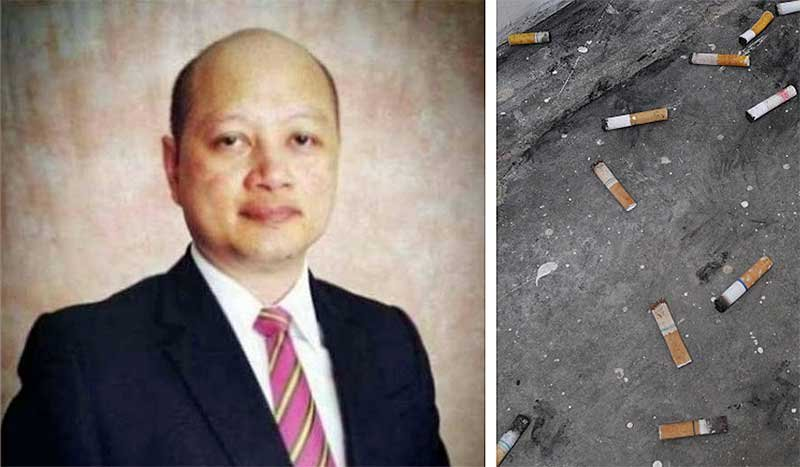 "Free legal advice again! This time for ""annoying"" smokers 