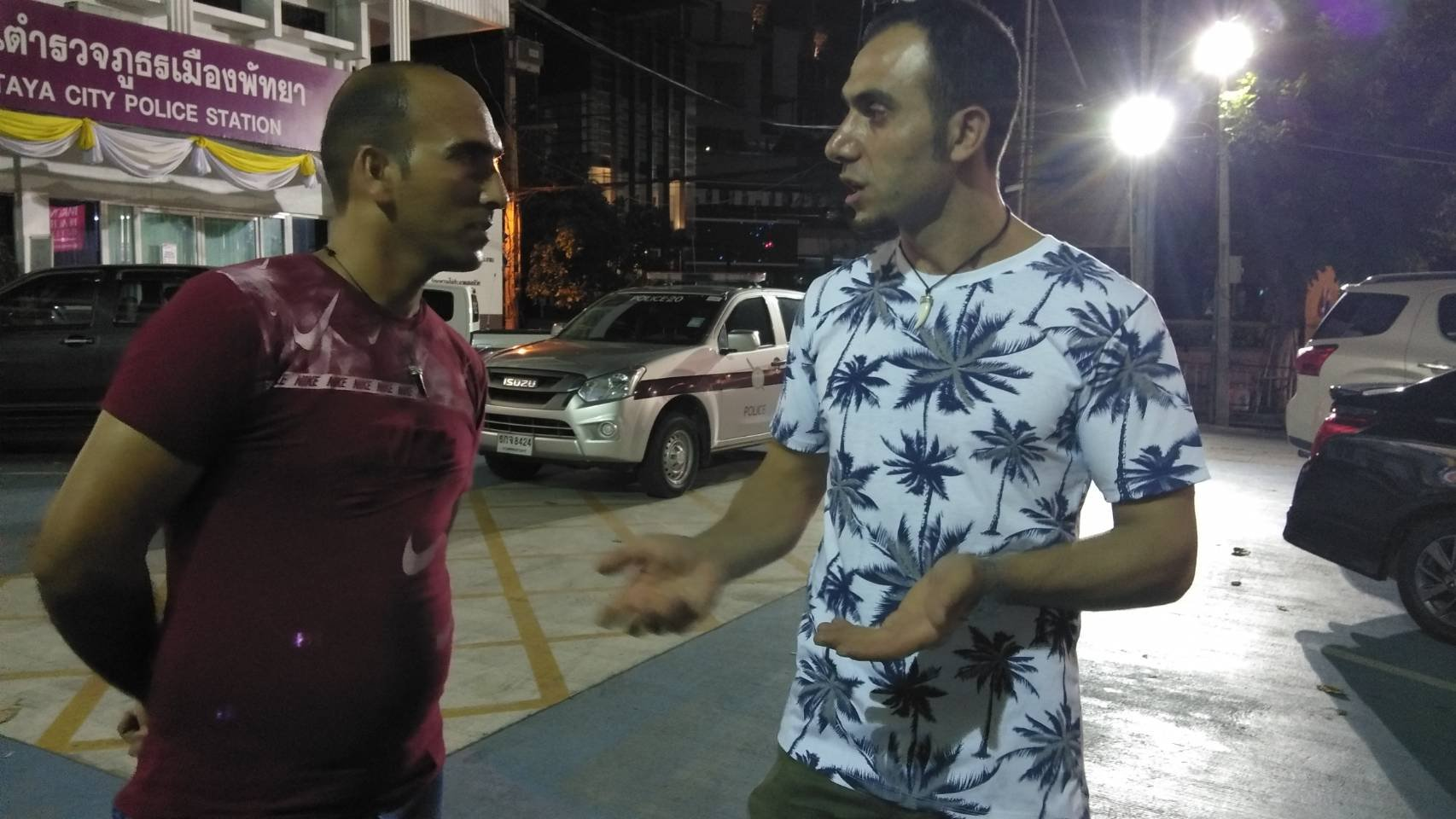 Iranian tourist sniffs scam after being fined for littering in Pattaya | Samui Times