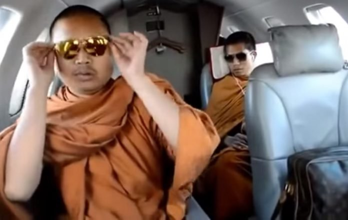 'Jet-Setting Monk' Convicted, Gets 114 Years | Samui Times