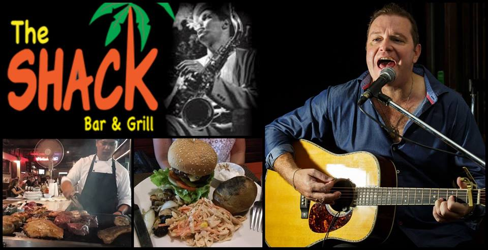 FRIDAY NIGHT UK's Mark James is Live & Acoustic at The Shack; Fisherman's Village's Original Steakhouse | Samui Times