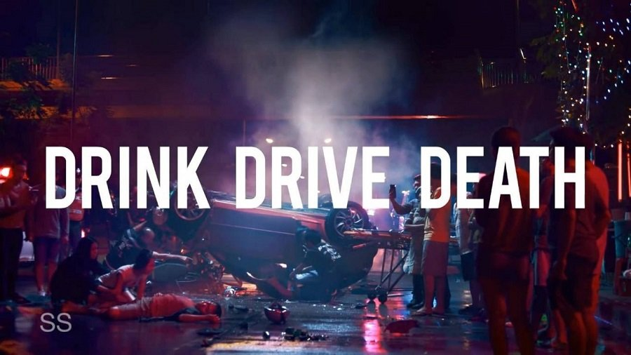Video shares stark 'Drink Drive Death' warning | Samui Times