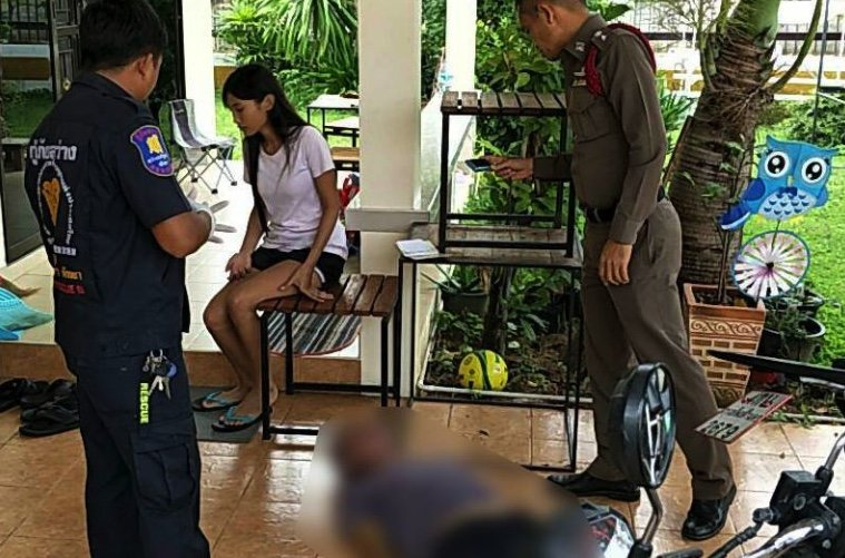 Young Thai woman makes shock discovery after deciding to finish with French husband   Samui Times