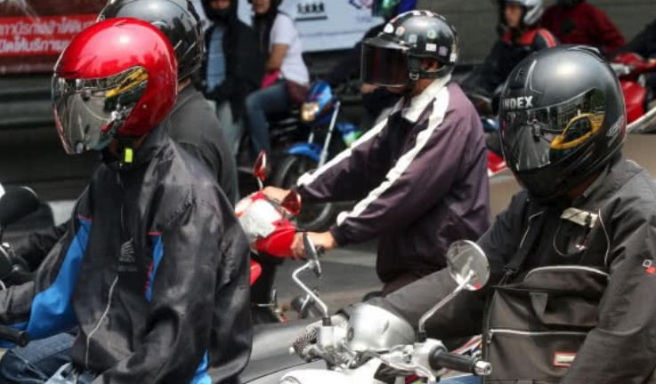 Wearing helmets mandatory for both drivers and passengers | Samui Times