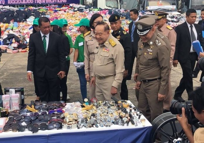 All Luxury Watches Returned To 'Friend,' Prawit Says   Samui Times