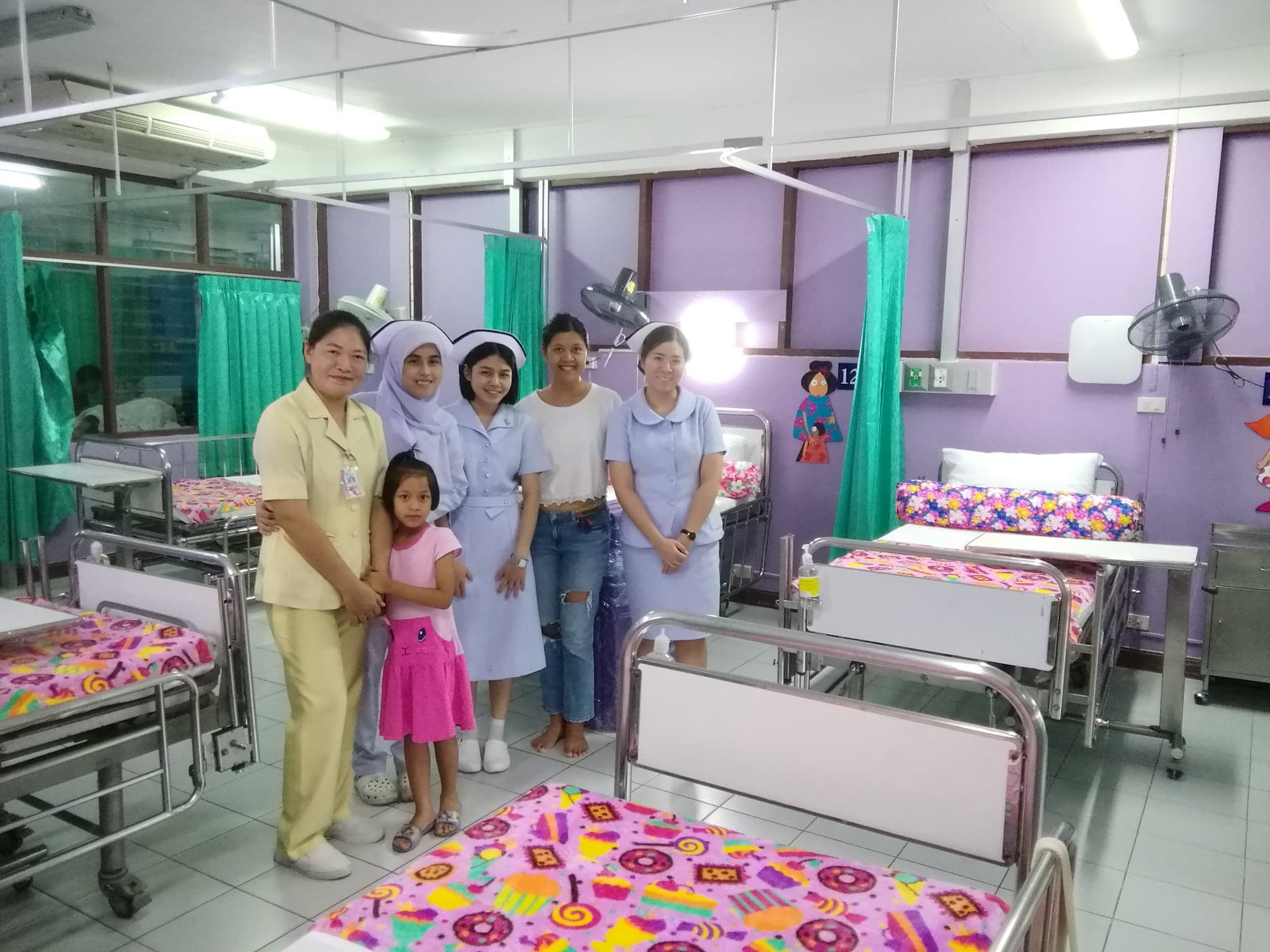 Sisters on Samui – Nathon Hospital Project Week 6 | Samui Times
