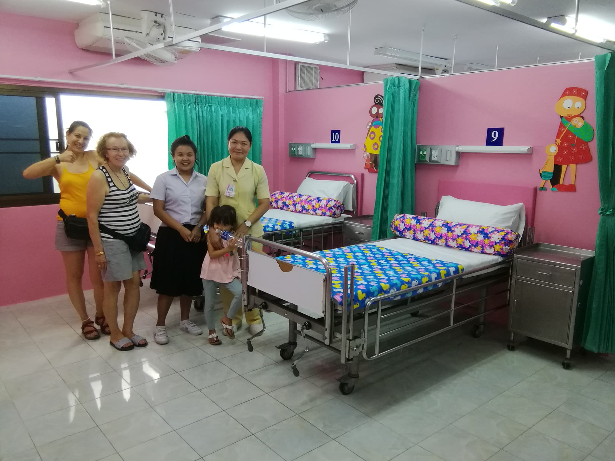 SOS – Nathon Hospital – Final Maternity Ward – Project Week 7 | Samui Times