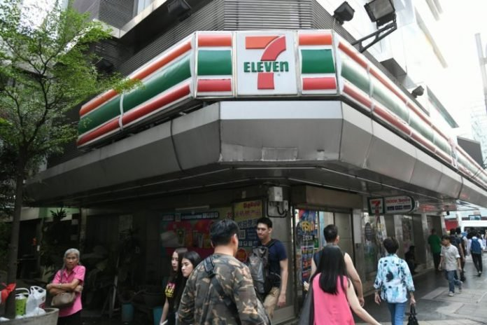 Bangkok, You Can Now Send Mail From 7-Eleven | Samui Times