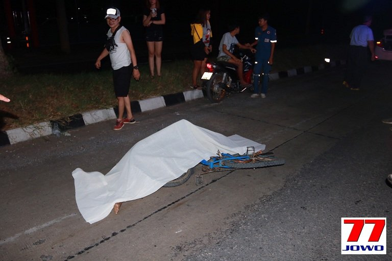 Distraught German driver kills Thai cyclist on Friendship Highway | Samui Times