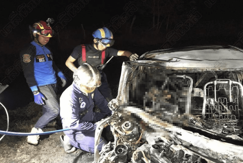 Two killed in double accident on narrow Roi Et road | Samui Times