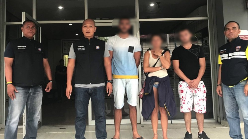 Three french tourists face years in Thai jail for making false robbery claim on Samui | Samui Times