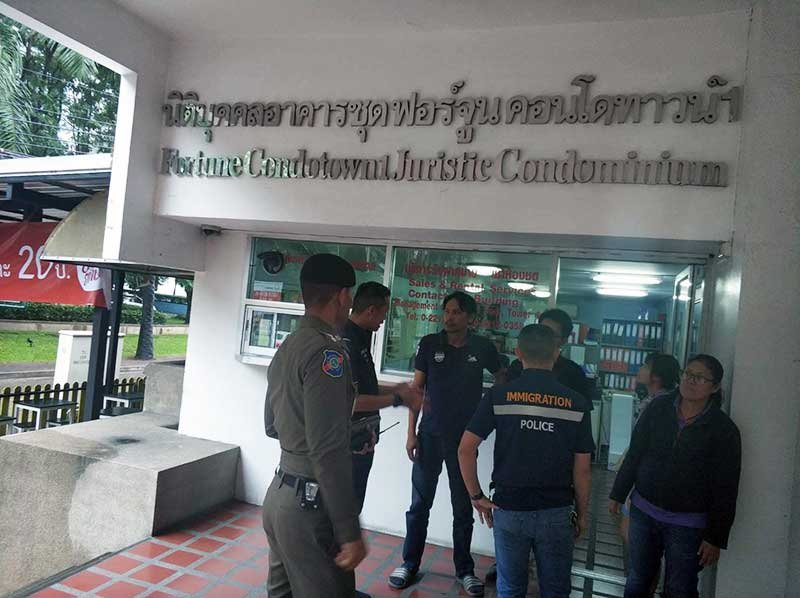 Tourist Police and Immigration step up checks on foreigners living in Bangkok   Samui Times