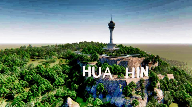 """Hollywood"" coming to Hua Hin as skywalk proposed 