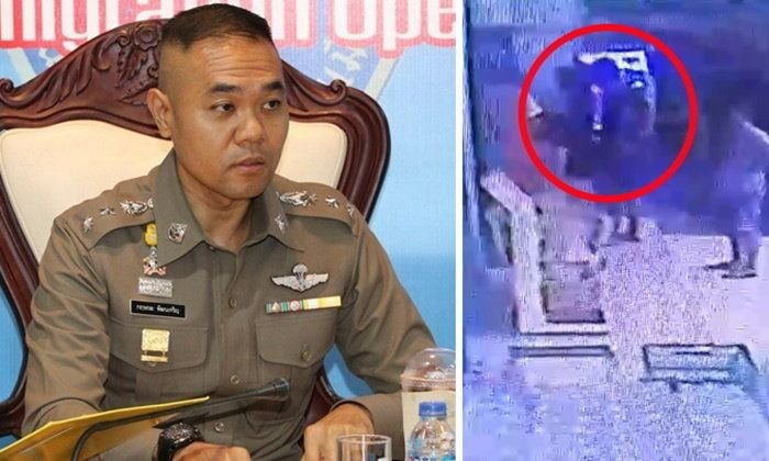 Arrest warrant issued for man who raped teen then made her press the ATM | Samui Times