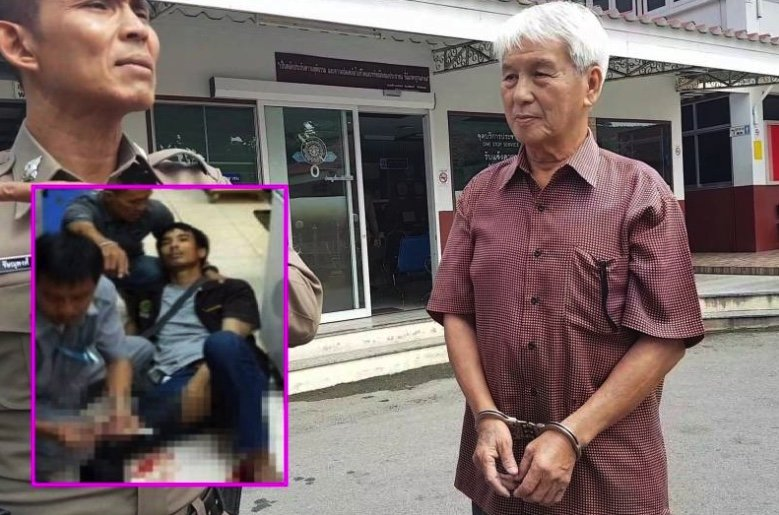 Thai father walks free! Dad granted bail over shooting at Tesco Lotus | Samui Times