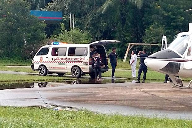 Body of Moldova tourist found dead on Koh Tao taken to Bangkok | Samui Times
