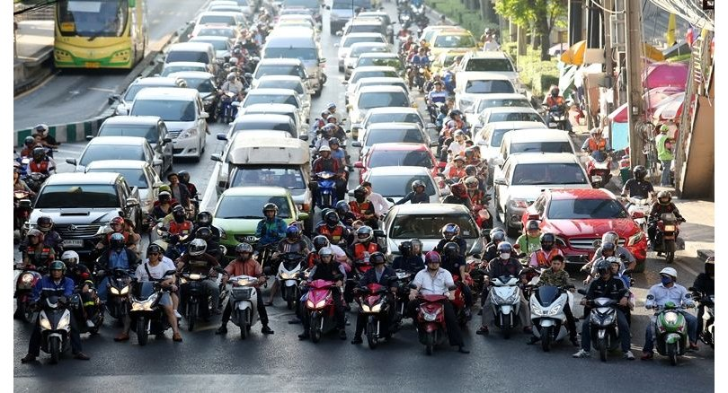 Bangkok police chiefs mount joint effort on traffic woes | Samui Times