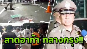 Two foreign tourists killed after gang shoot out at Bangkok mall   News by Samui Times