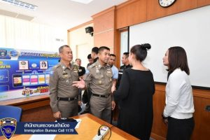 What exactly is Big Joke's brief? Now he's arresting Thai fraudsters | News by Samui Times