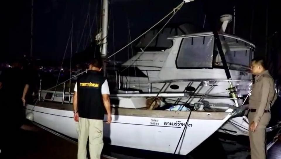 Tourist found dead on yacht, foul play not suspected | Samui Times