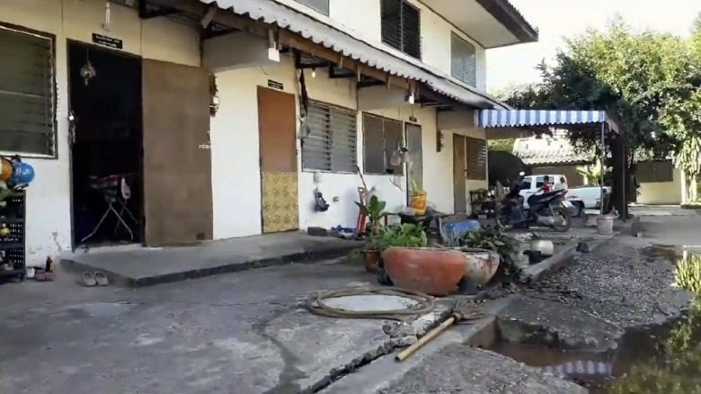 Cop accused of killing coworker often argued over loud music, say neighbours | Samui Times