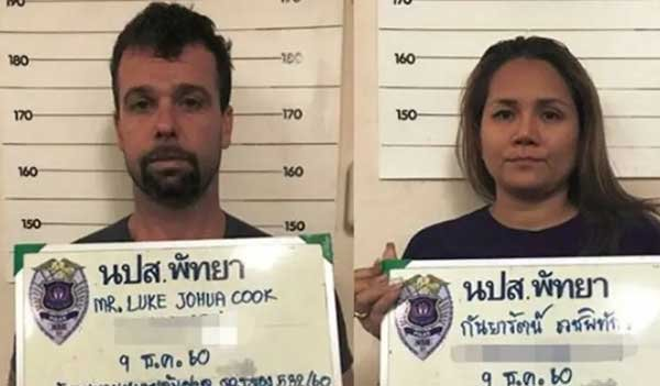 Amazing fall from grace for Pattaya big shot Luke Cook – respected expat to death row in Thailand | Samui Times