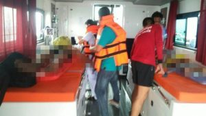 Investigation underway after three injured in Koh Samui ferry fire | News by Samui Times
