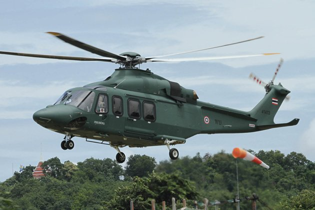 Thai army paid much, much more for same helo used by King power CEO | Samui Times