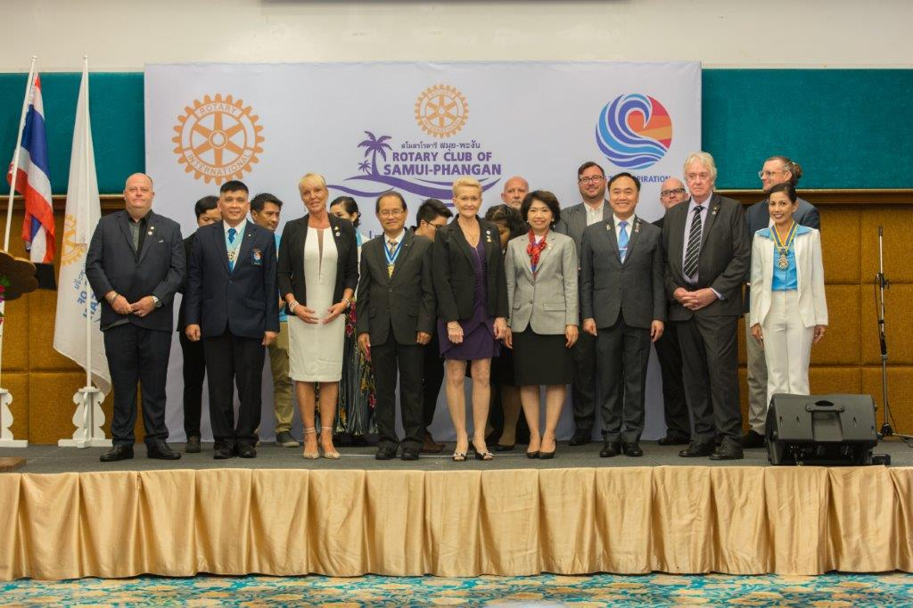 Rotary Club of Samui-Phangan | Samui Times
