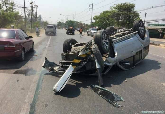 Road carnage: One in ten deaths in Chiang Mai are foreigners; injuries high too | Samui Times