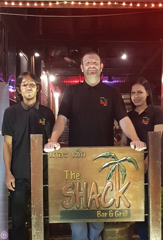 Get to know the locals – introducing Steve O'Grady manager of The Shack Fishermans Village | Samui Times