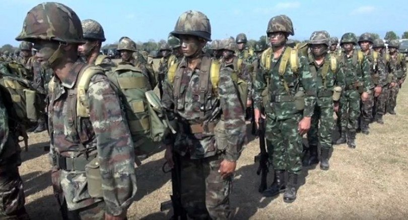 Army guilty of abusing rights, says NHRC | Samui Times
