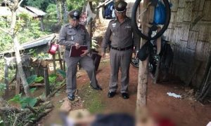 Three corpses: Sunday morning carnage as Akha villagers prepare for church   News by Samui Times