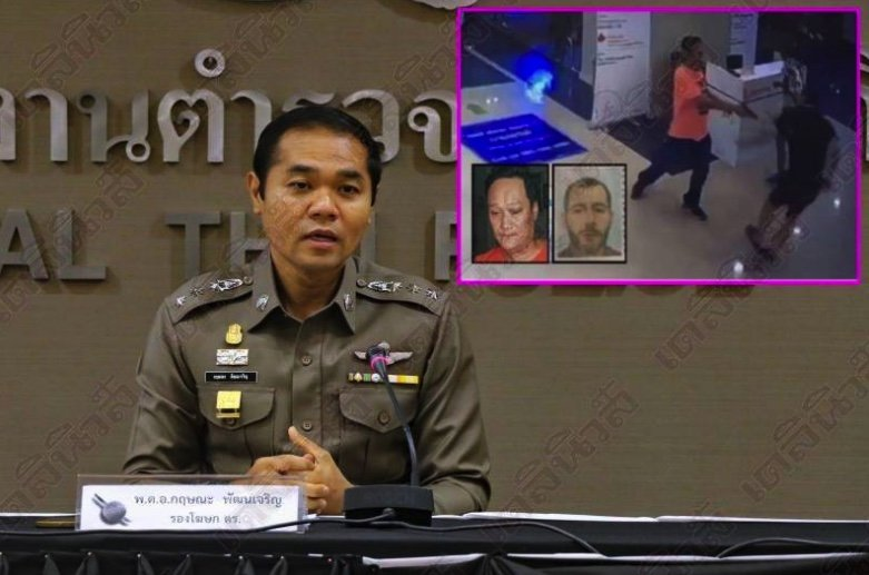 """Thailand is safe"" – police tell tourists after cop guns down Frenchman in cold blood 