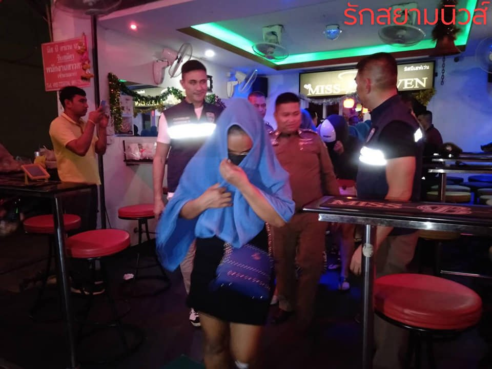 Were children offered for sex with tourists at popular Central Pattaya beer bar complex? | Samui Times