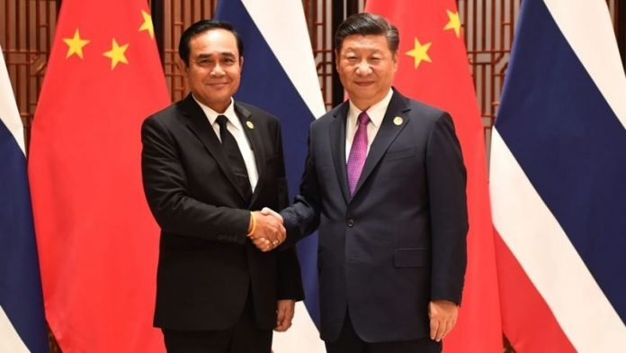 Thailand Engages With Others, Not Just China: Foreign Ministry   Samui Times