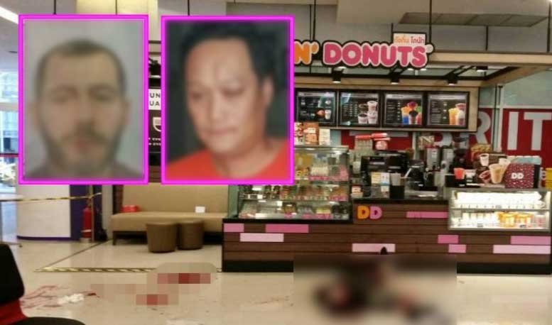 "Shooting by Bangkok cop: Slain tourist was young French man in ""love triangle"" 