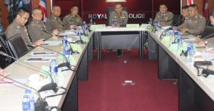 Deputy national police chief orders crime crackdown at New Year | News by Samui Times
