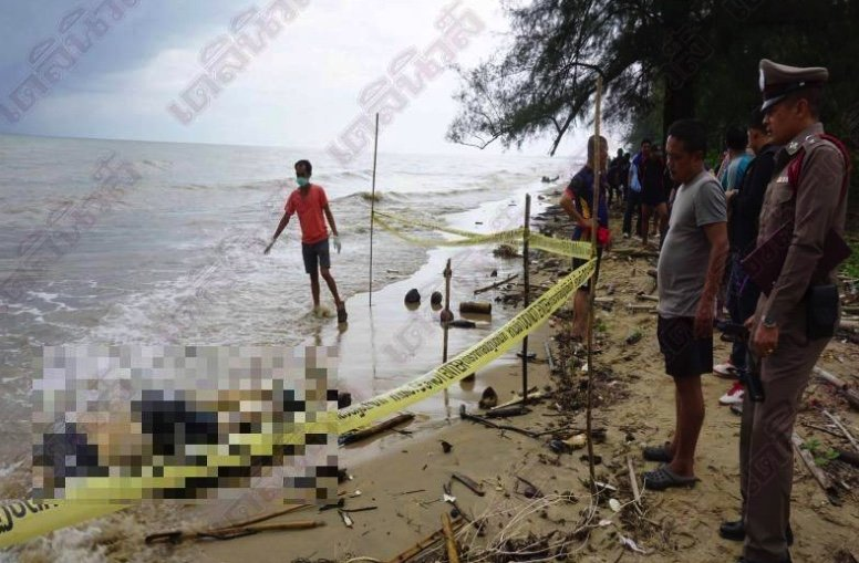 Missing Danish man found washed up on Chumphon beach | Samui Times
