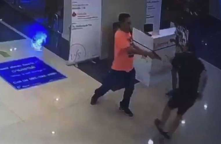 Video: The fight that led to fatal shooting of Frenchman in Bangkok | Samui Times