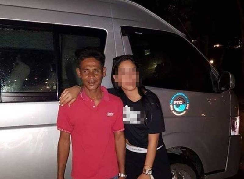After the storm comes the honesty! Hero cabby gives back a whopping 300K to tourist | Samui Times
