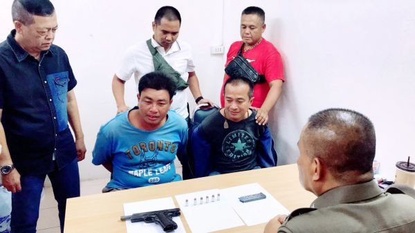 """Hoodlum shoots man's son after claiming his dad informed on him """"years ago"""" 