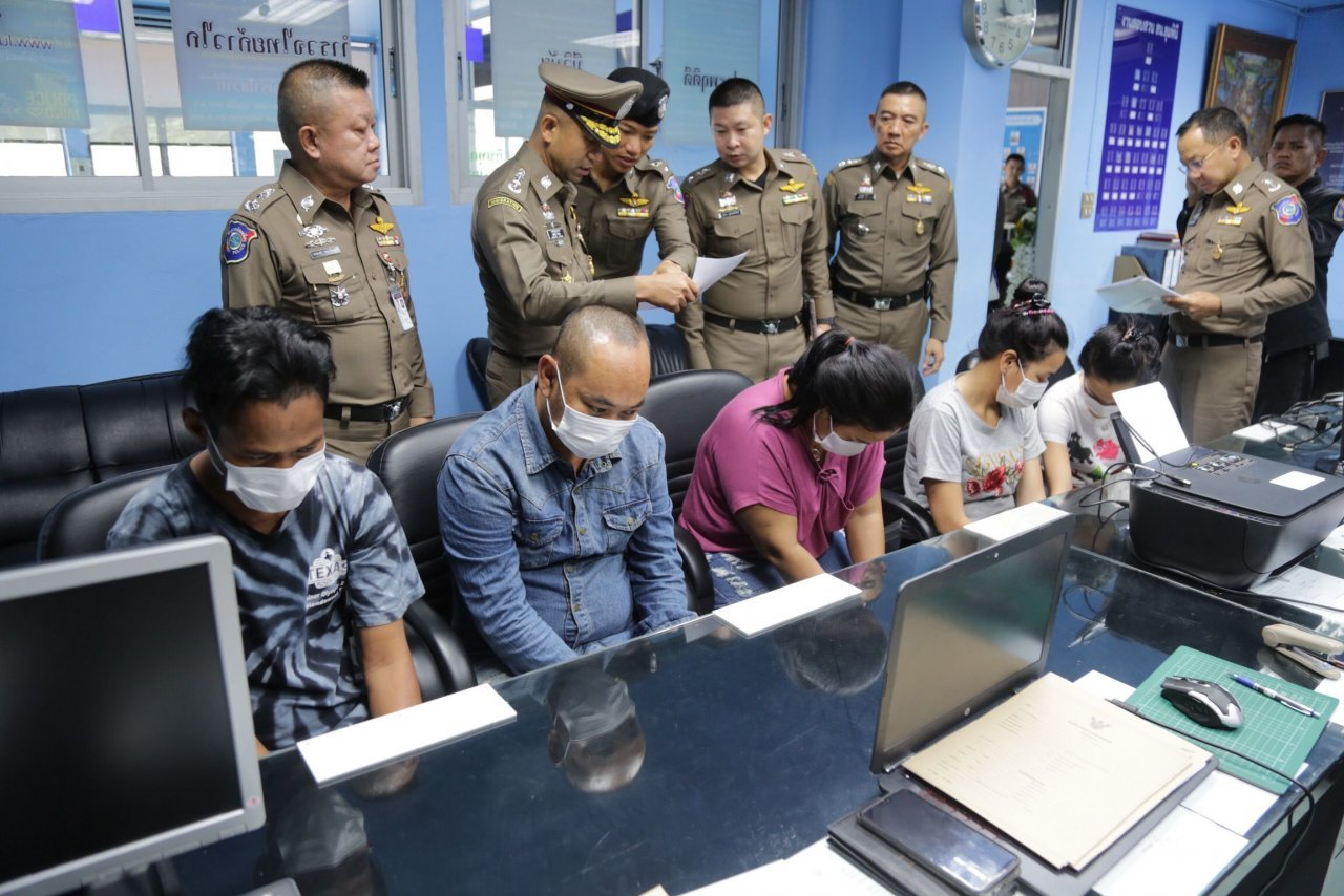 Cambodia pickpockets rounded up in Bangkok | Samui Times
