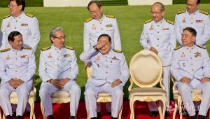 Gen Prawit's expensive wristwatch probe to be wrapped up this month   News by Samui Times